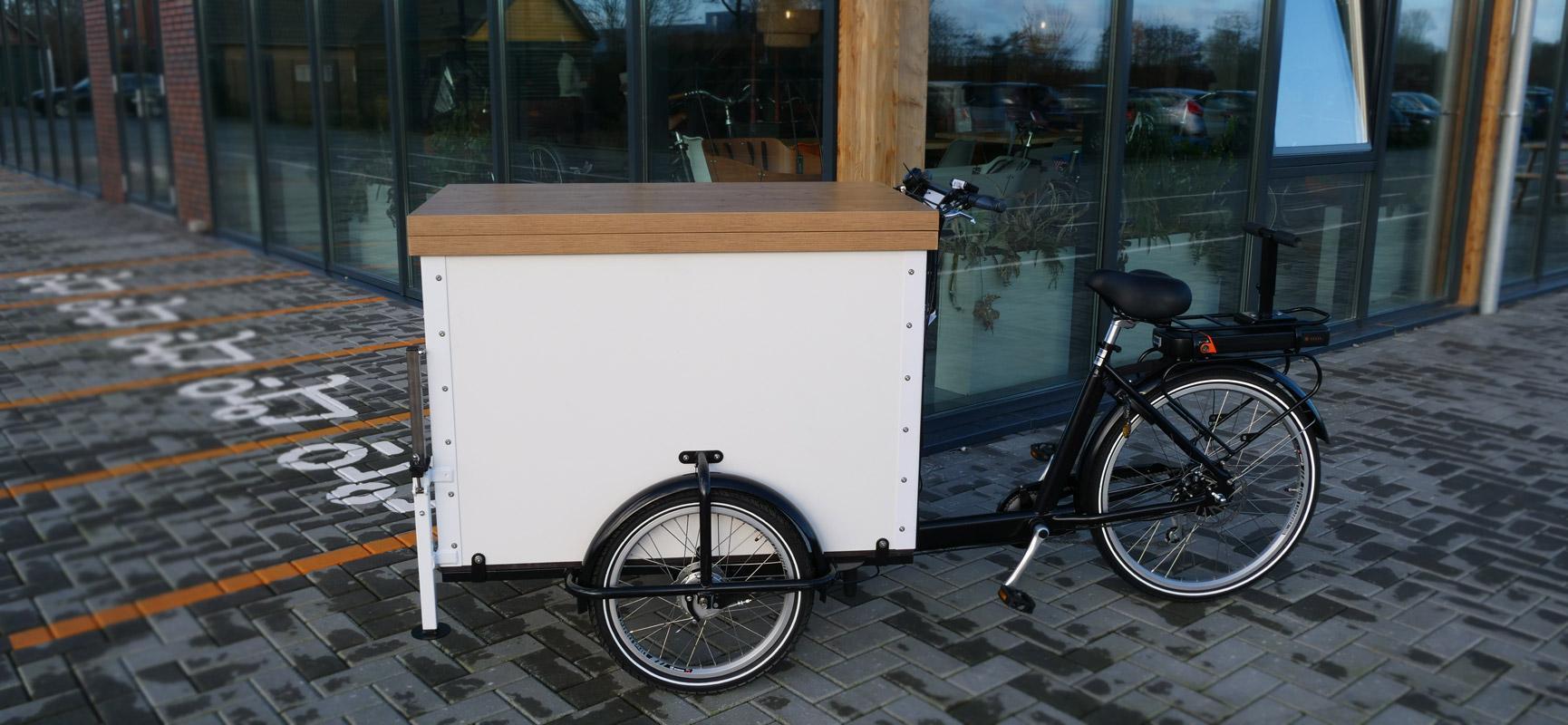 vélo cargo foodtruck