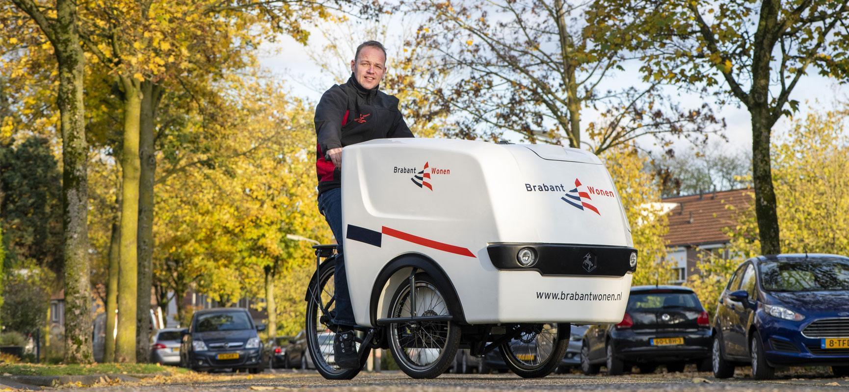 Le vélo de service BrabantWonen