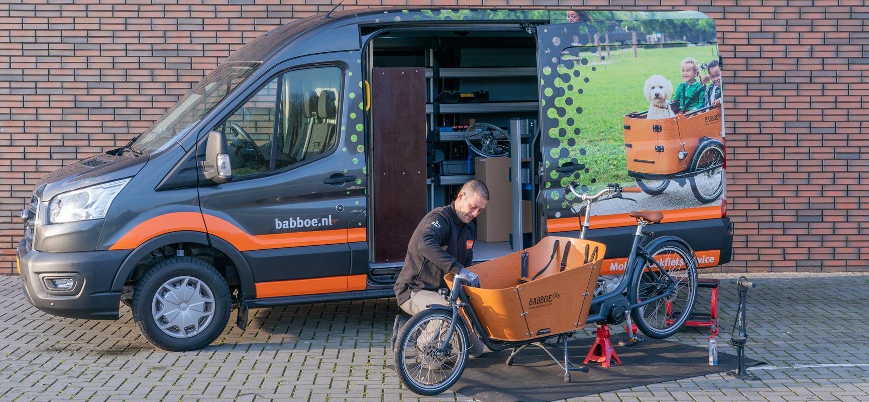 7 conseils d'entretien pour les vélos cargos