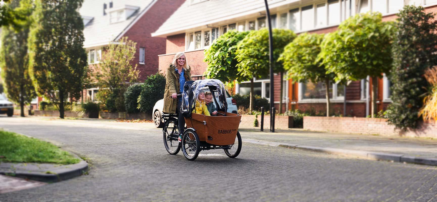 Que sait faire votre vélo cargo ?