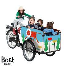 Babboe BOET vélo cargo autocollants Big