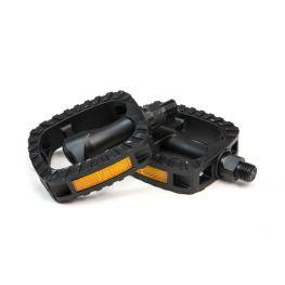 Babboe pedalen zwart (2 stuks)