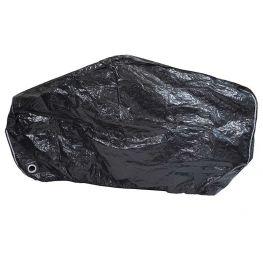 Babboe bakfietszeil zwart