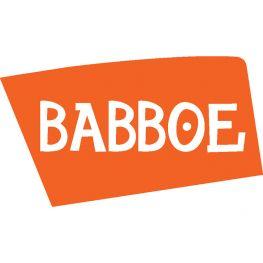 Babboe City klepje onder bankje hout