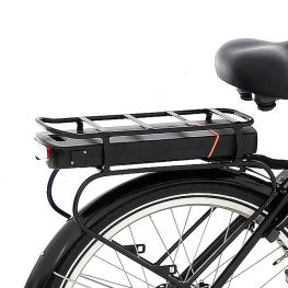 Babboe porte-bagages QWIC