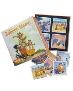 Babboe jeu de memo