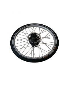 Babboe roue arrière  QWIC incl. pièces détachées