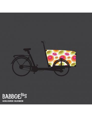 Babboe vélo cargo autocollants réfléchissants Big