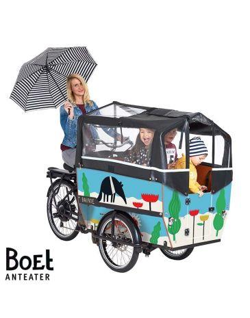 BOET by Babboe vélo cargo autocollants Anteater