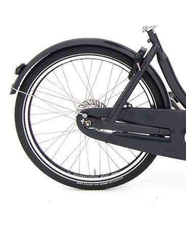Babboe achterwiel Shimano Nexus incl. onderdelen